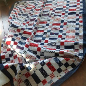 Quilt for frank
