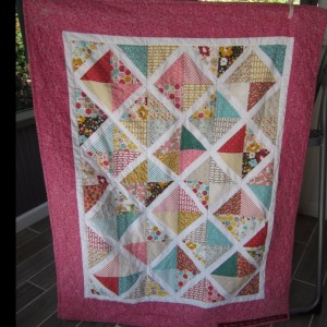 The Lattice Quilt