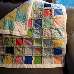 Baby Max's Quilt