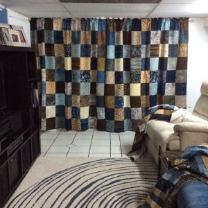 Quilts for Room Divider