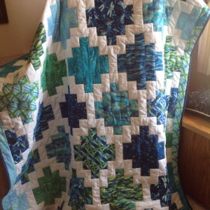 Steve's recovery quilt