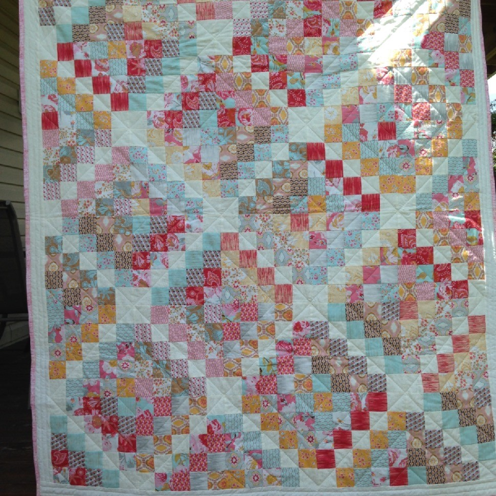 Crossing Paths Pattern Quiltsby Me