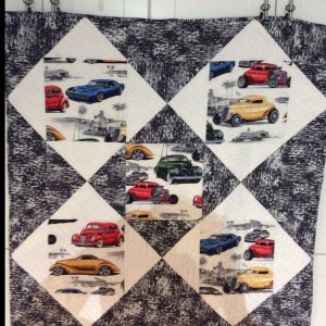 Charity Car Quilt