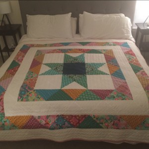 Mom's Dreamweaver Quilt