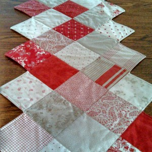 Kathy's table runner