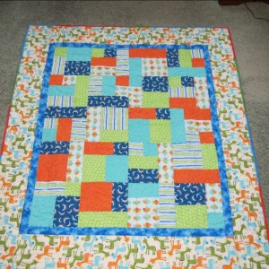 Goodnight Moon Baby quilt