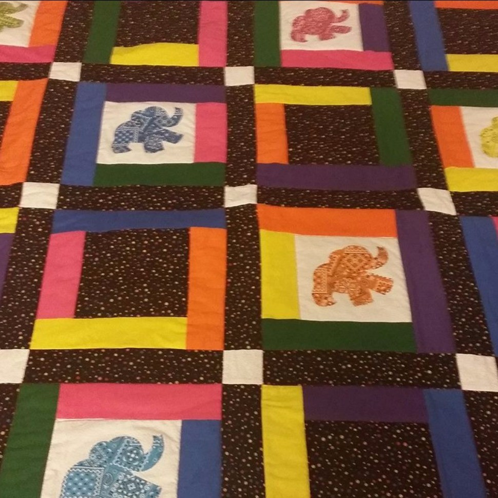 Brittany's quilt