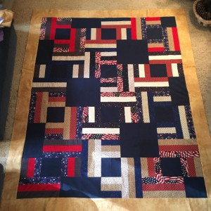 The Town Square Quilt