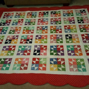 Twinkling Stars Quilt