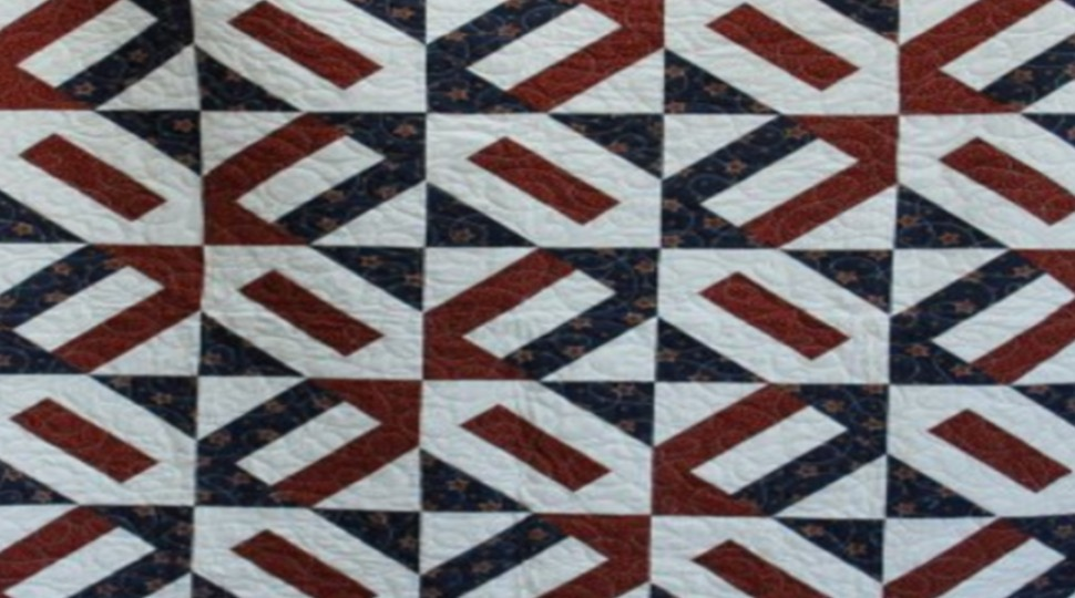 1st Quilt - Quilts of Valor
