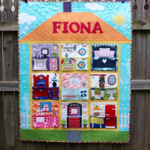Dollhouse for Fiona