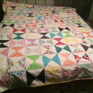 Rory's Big Girl Quilt