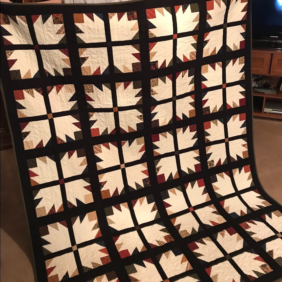 Bear Paw Quilt Quiltsby