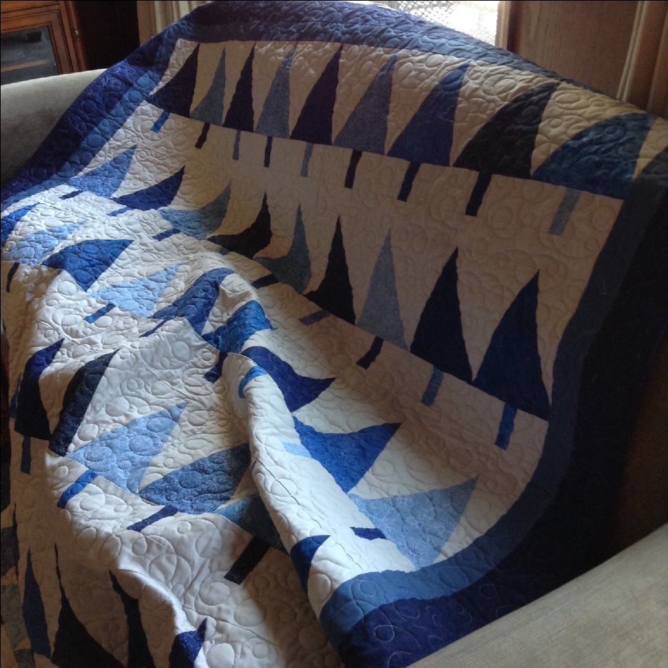 Winter Pines Quilt
