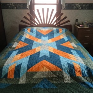 Southwest style quilt