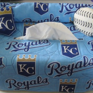 Royals Kleenex Box