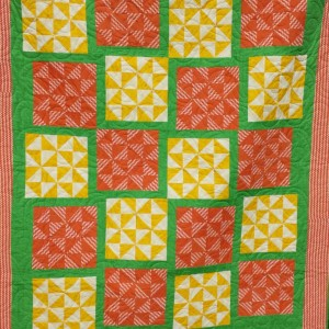 Citrus Squeeze - (This is my name for this quilt)