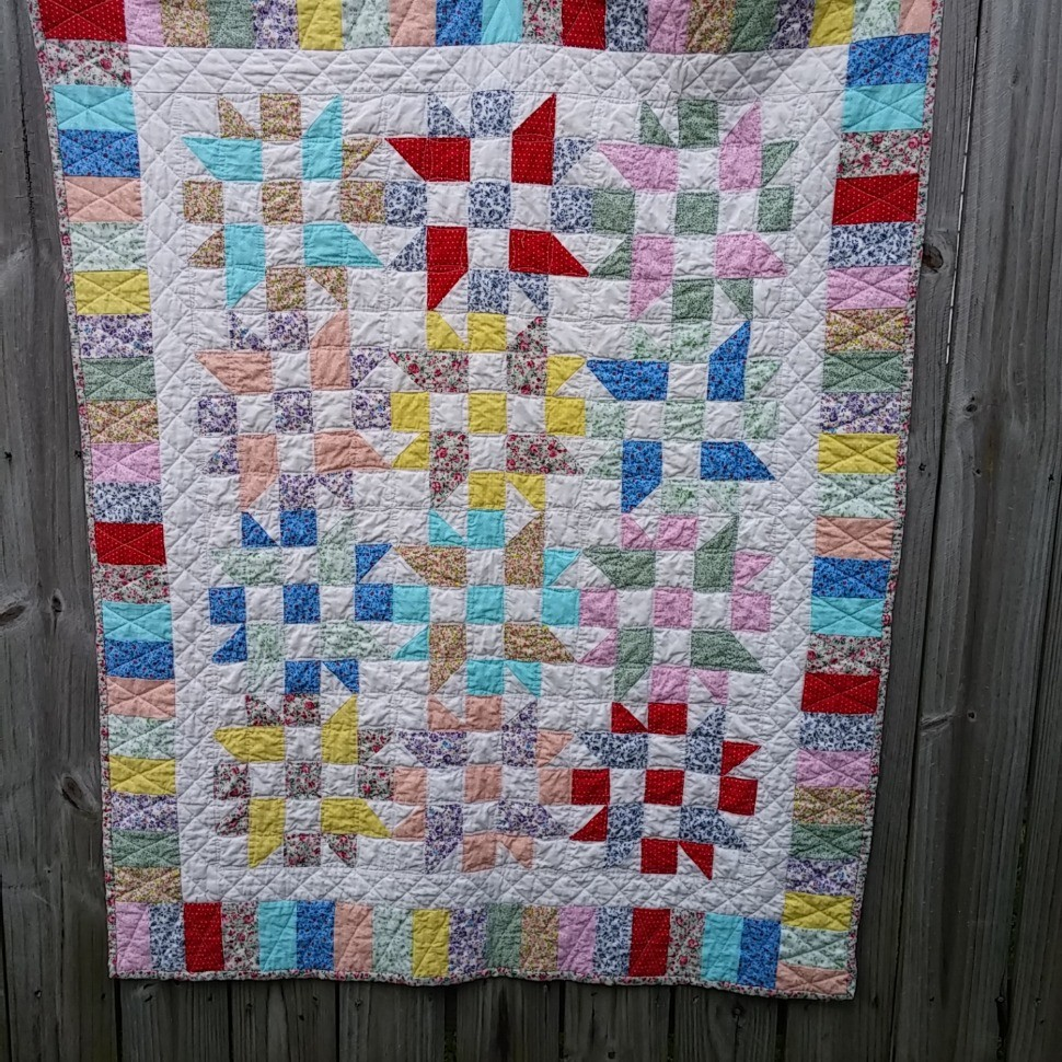 Mother in Law Quilt
