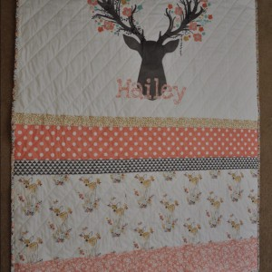 Fawn in Tulip for Hailey