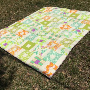Nikki's Wedding Quilt