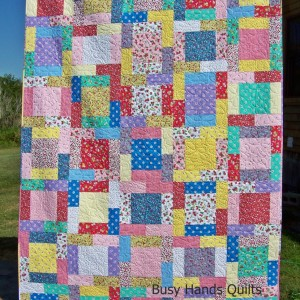 Rosewood Lane Twin Quilt