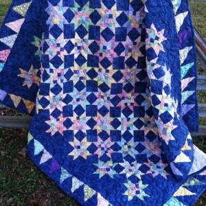 Northern Lights Quilt
