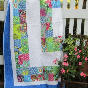 Amy Butler Soul Blossom Quilt