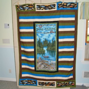 Fishing Quilt