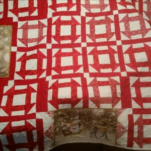 Christmast table cloth