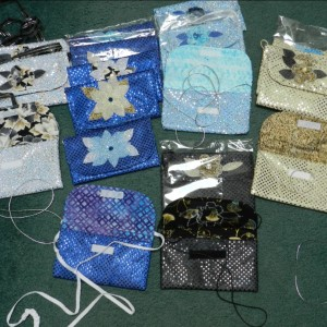 STASH BUSTING - FANCY CELL PHONE PURSES