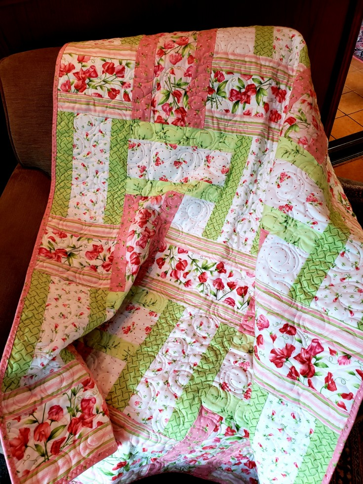 Sweet Pea Quilt