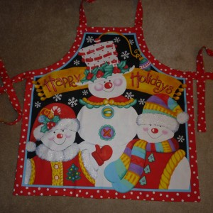 Aprons - Fall & Christmas
