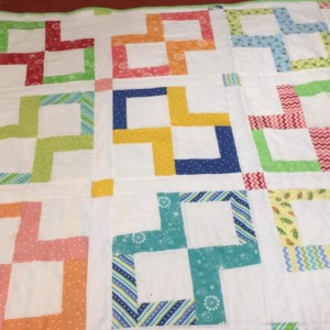 YABQ (Yet Another Baby Quilt)
