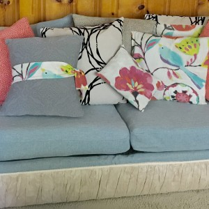Twenty Year Old  Sofa Redo