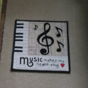 Music Makes My Heart Sing