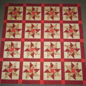 Double Aster Quilts