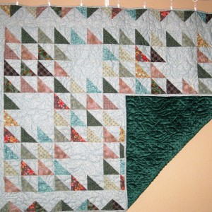Peggy's Quilt #26 - North by Northwest Quilt