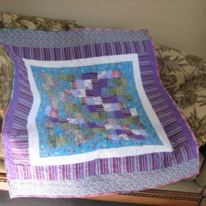 Leftovers Quilt