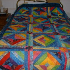 Esther's Big Girl Quilt
