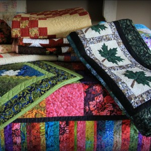 A few of my quilts