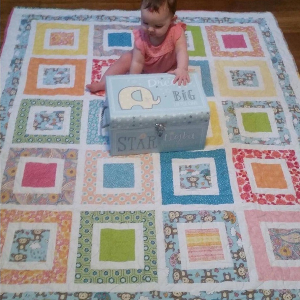 Quilt for Sarah