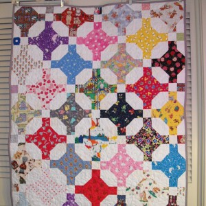 Quick and Easy I Spy Quilt