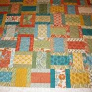 Prayer Flag Quilt