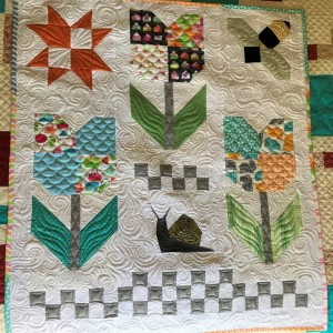 Dolly quilt for Victoria