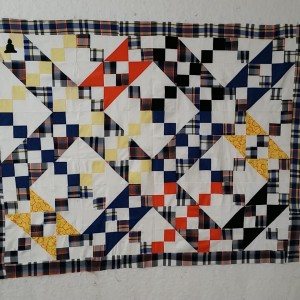 JACOB'S LADDER MEMORY QUILT (2 OF 6)