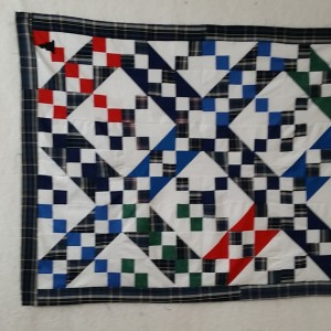 JACOB'S LADDER MEMORY QUILT (4 OF 6)