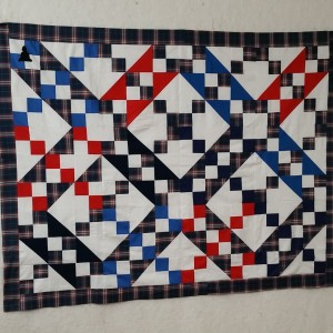 JACOB'S LADDER MEMORY QUILT (5 OF 6)
