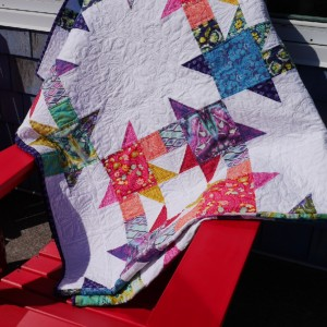 Hot House Quilt