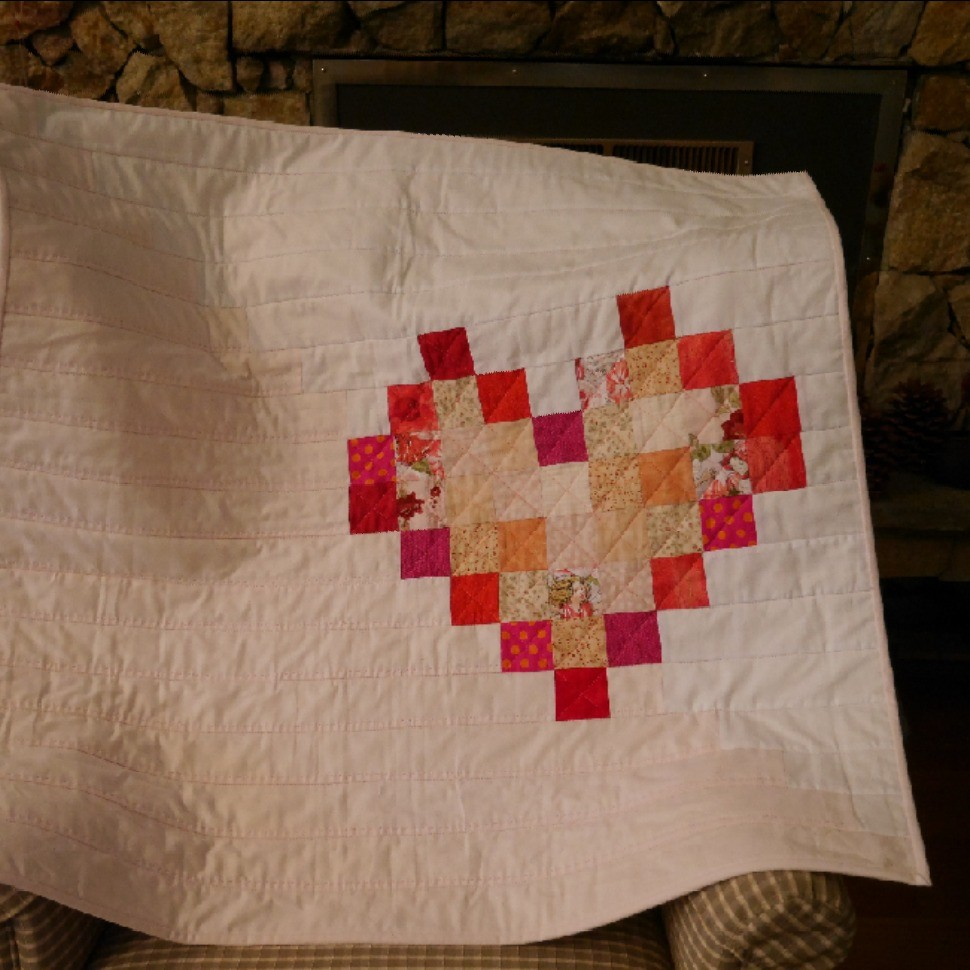 Another NICU quilt.