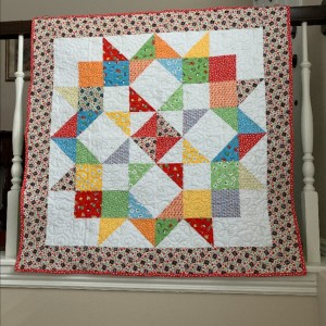 Another Set of Twin Quilts ~ Girl